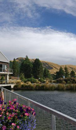 Peppers Bluewater Resort Lake Tekapo South Island New Zealand