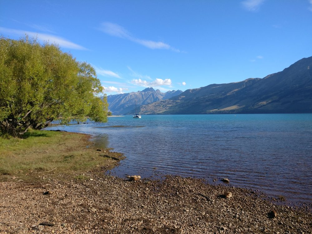 Queenstown Surrounding Region Glenorchy New Zealand
