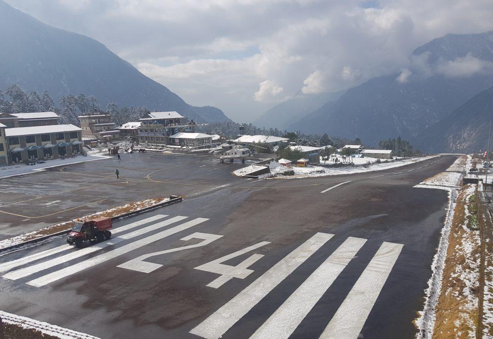 Tenzing Hillary Airport LUA Lukla Nepal Worlds Most Dangerous Airport