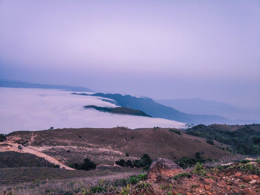 Cumulus Clouds Mandalpatti