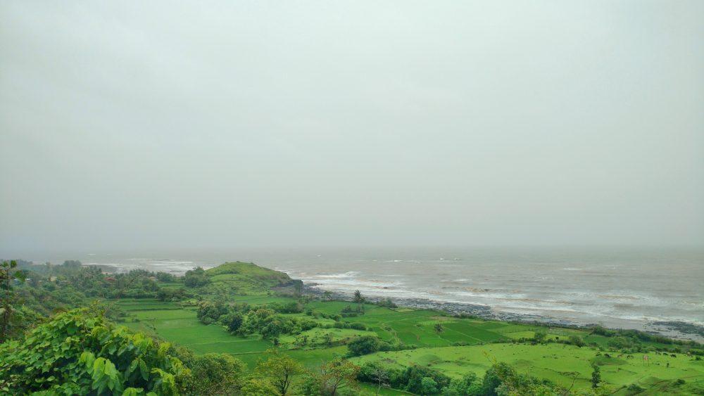 Diveagar Beach Maharashtra