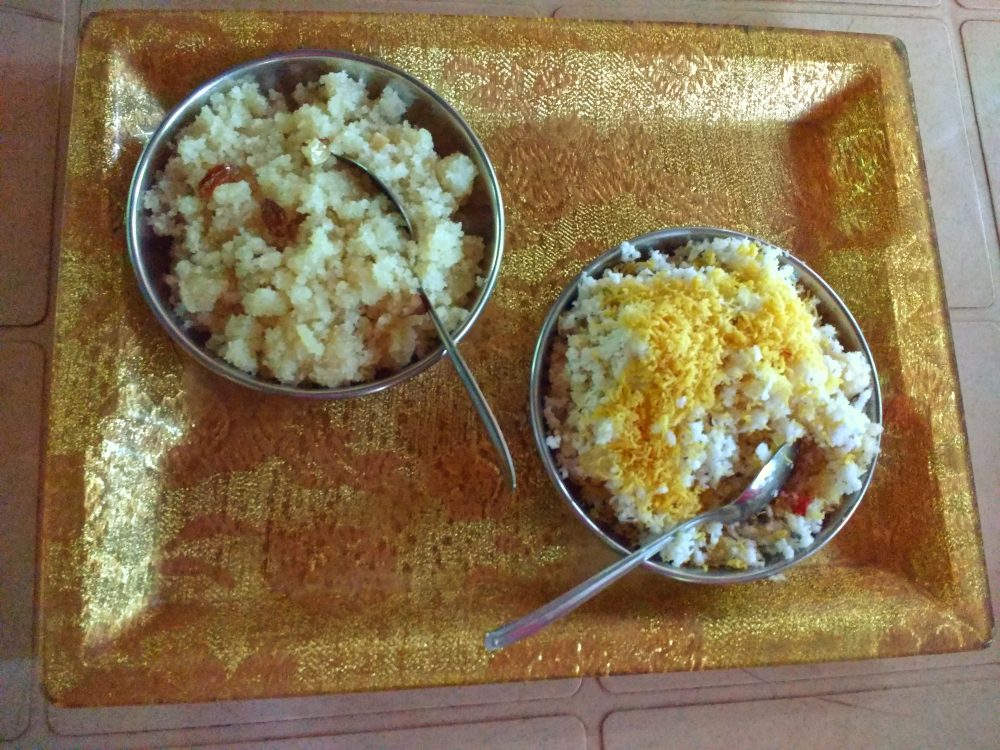 Diveagar Homestay Food