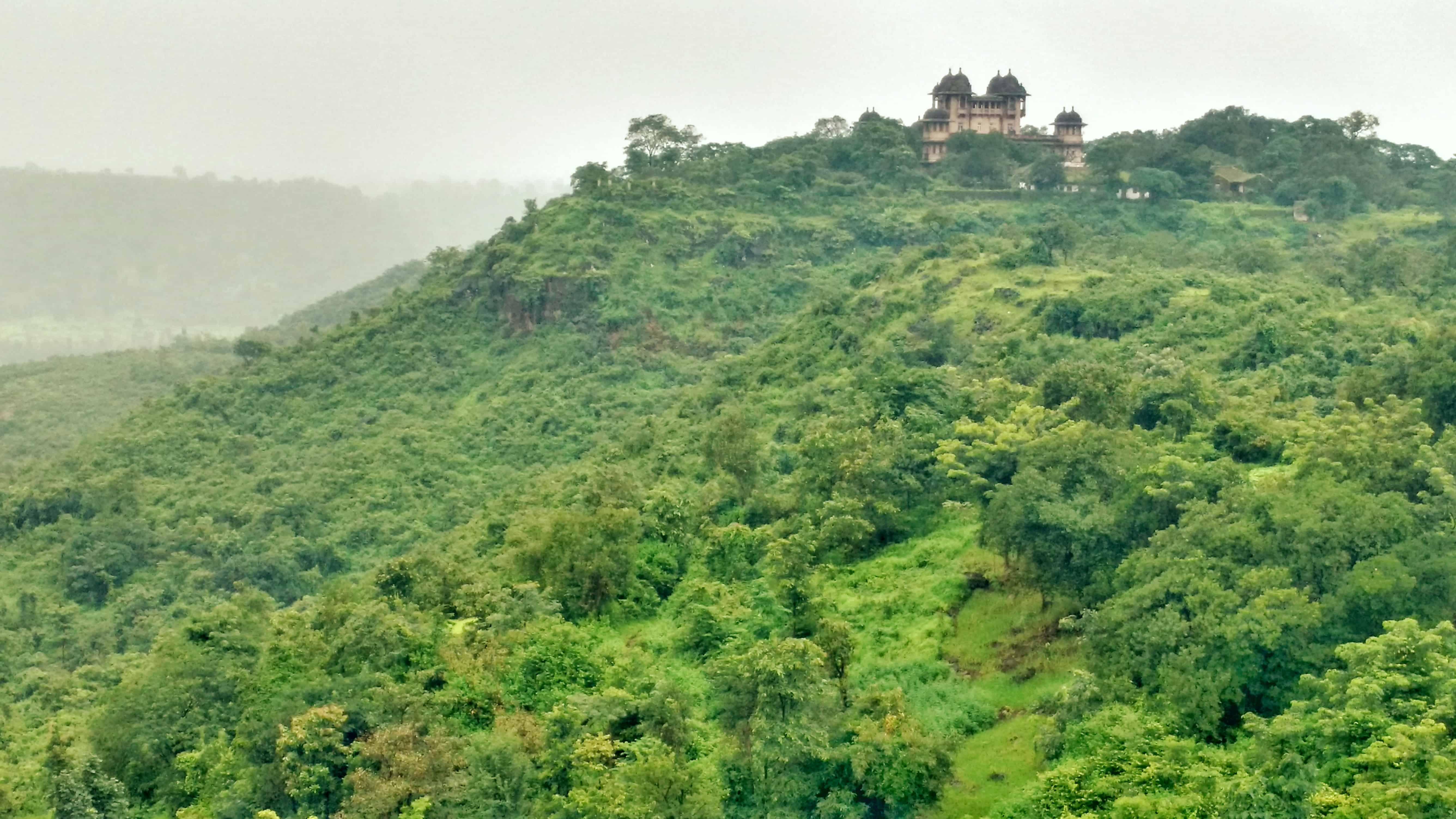 Hanuman Point Jawhar Maharashtra