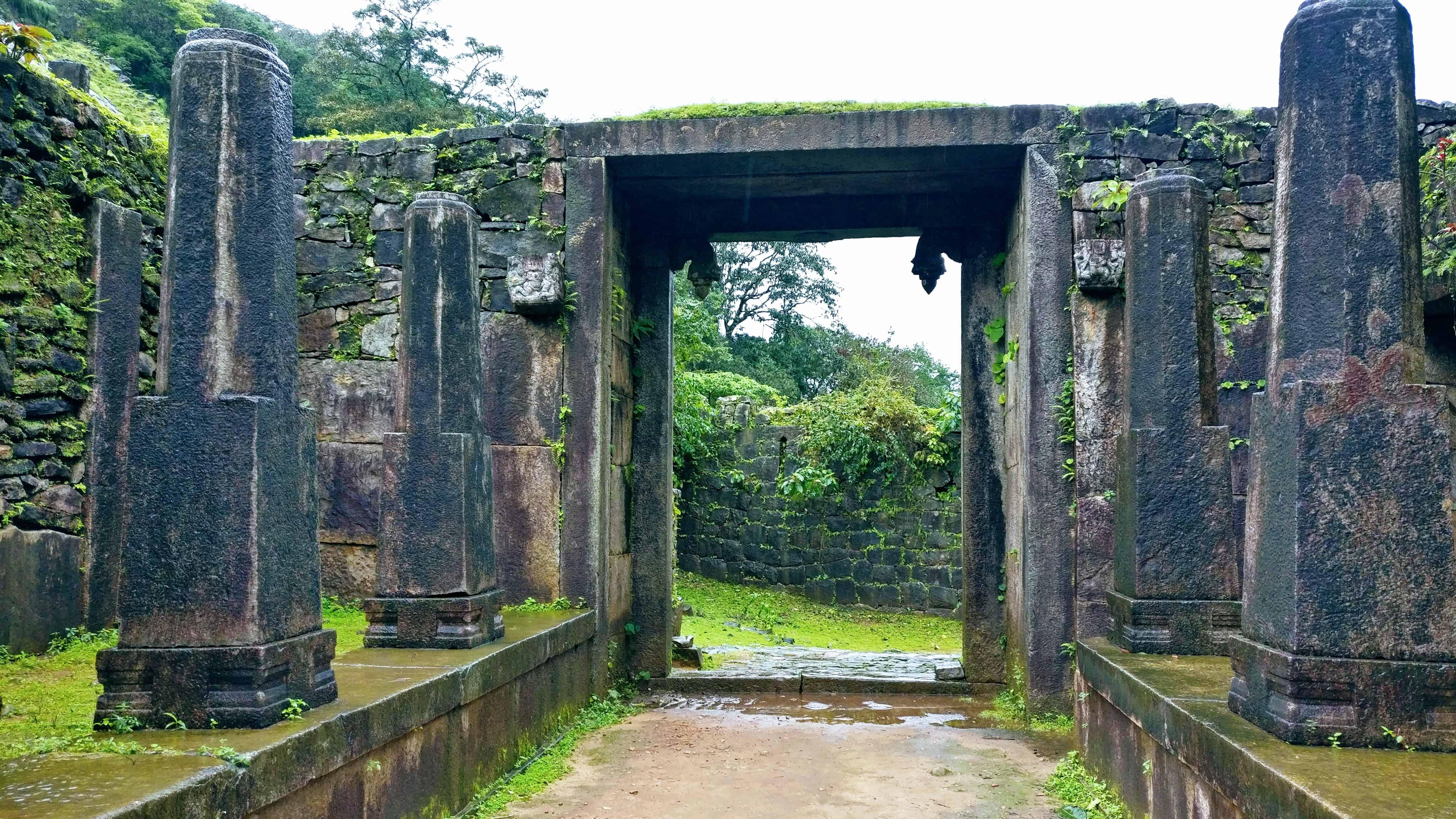 Kavaledurga Fortress Karnataka