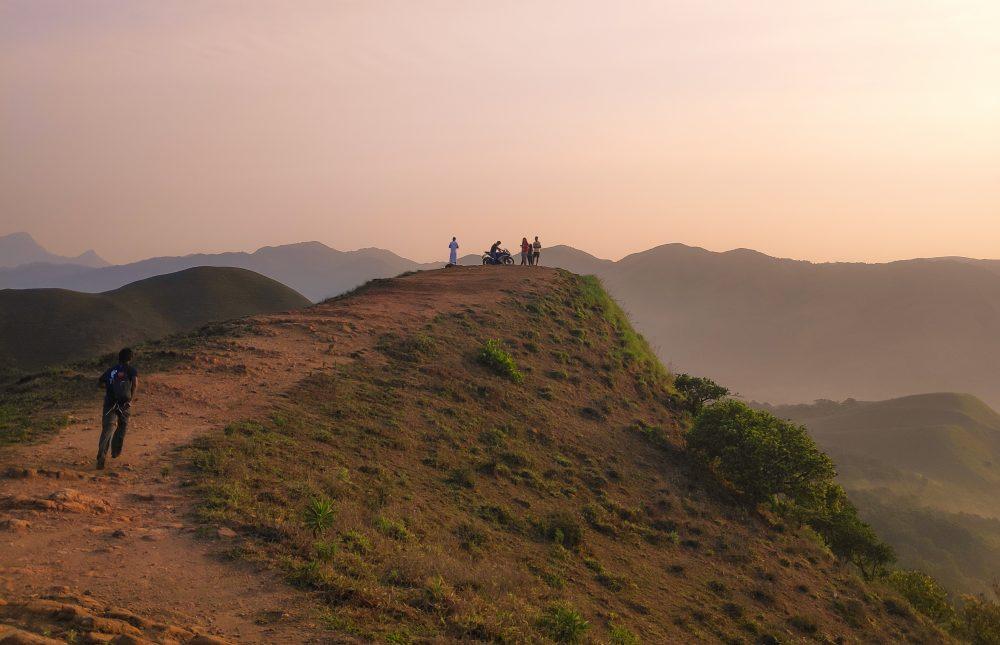 Mandalpatti Peak Viewpoint North End