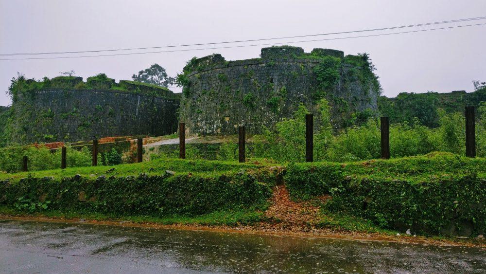 Nagara Fort Karnataka