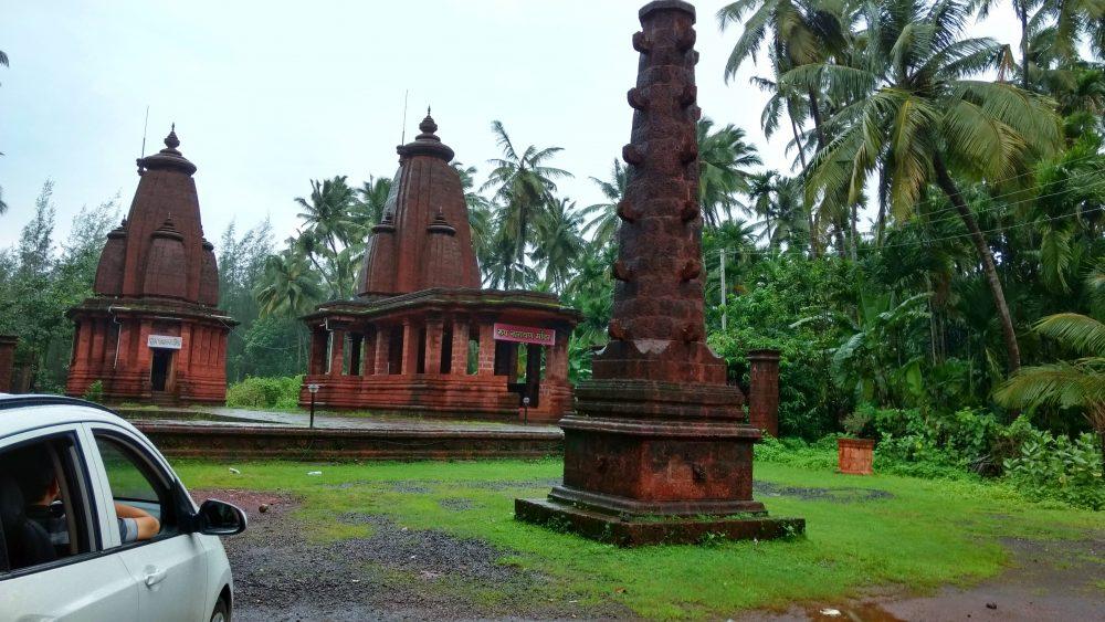 Rupnarayan Mandir Hindu Temple Diveagar Maharashtra