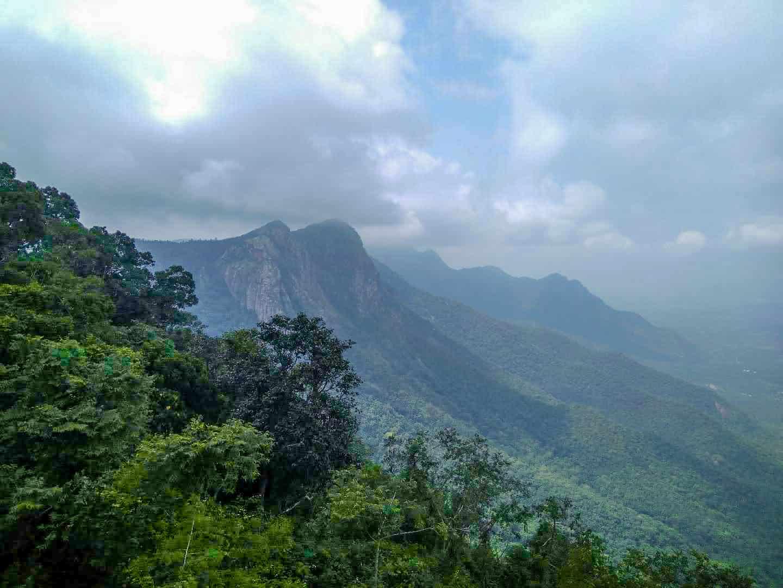 Kollimalai Hills Tamil Nadu