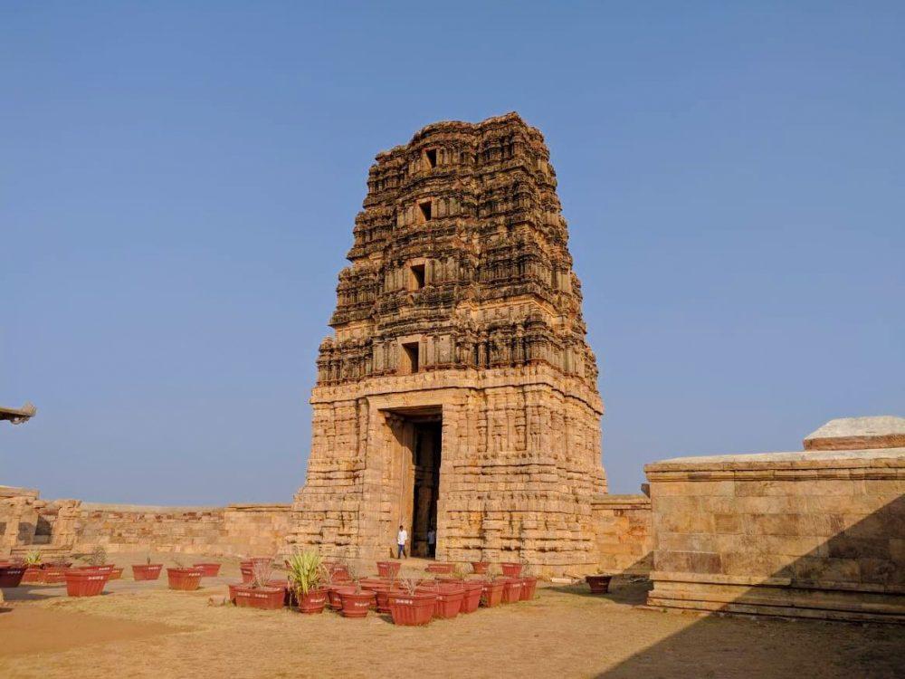 Madhavaraya Swamy Temple Gandikota Andhra Pradesh