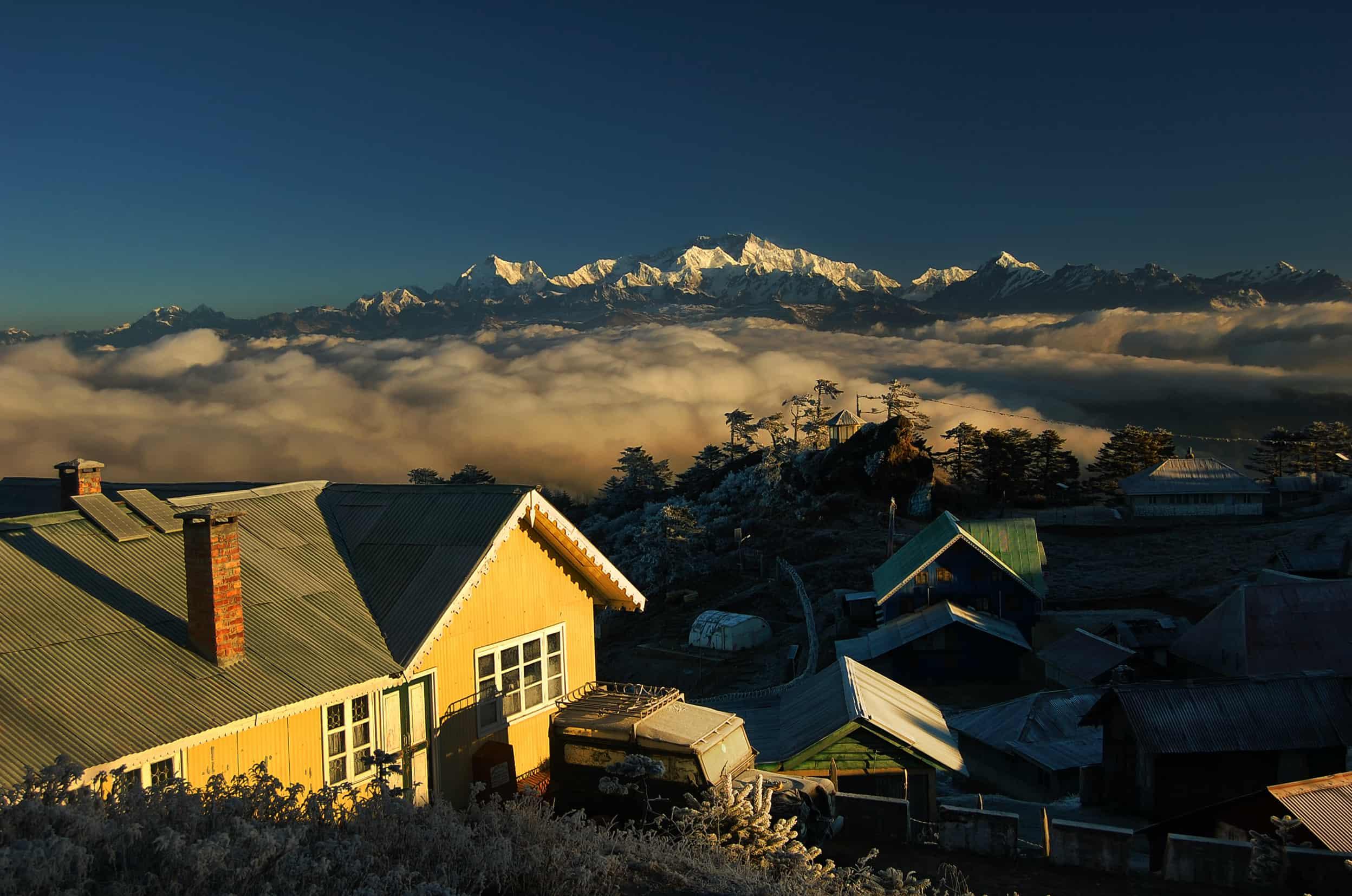 Sandakphu Peak Nepal
