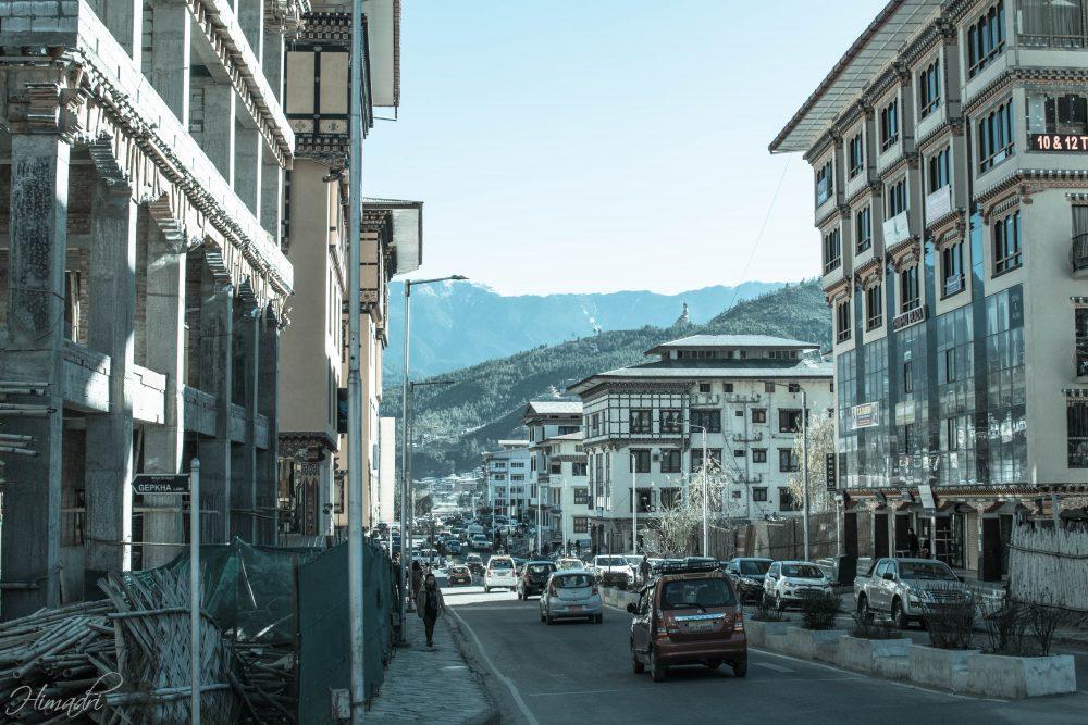 Thimphu Bhutan Capital
