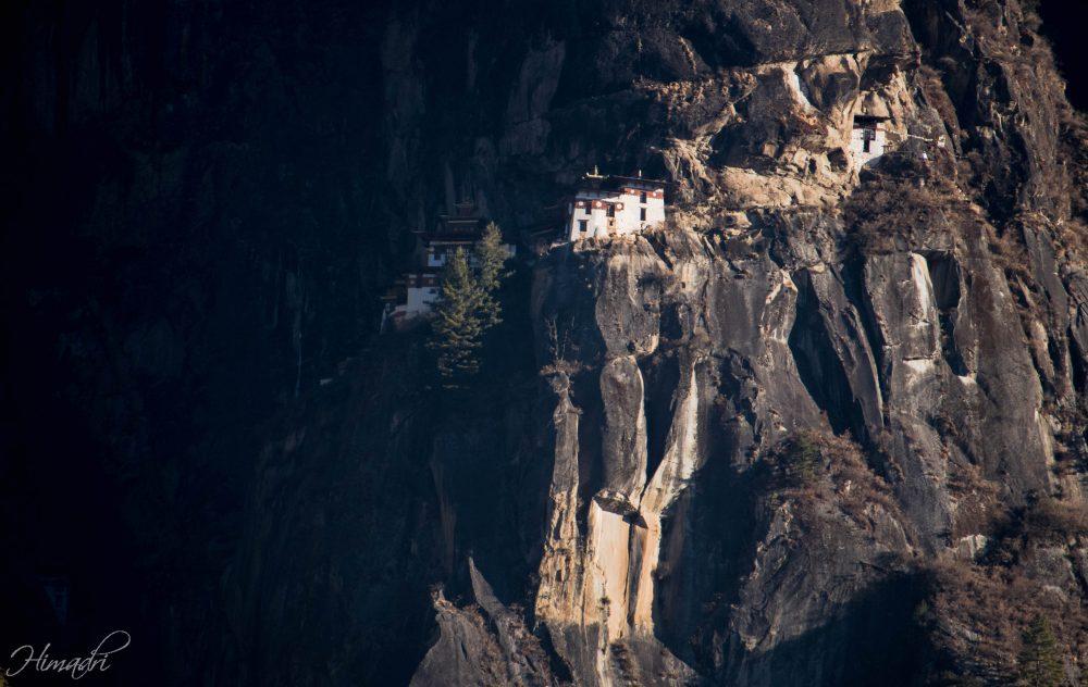 Tigers Nest Paro Taktsang Bhutan