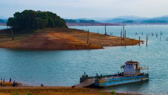 Sharavathi Valley Wildlife Sanctuary Backwaters