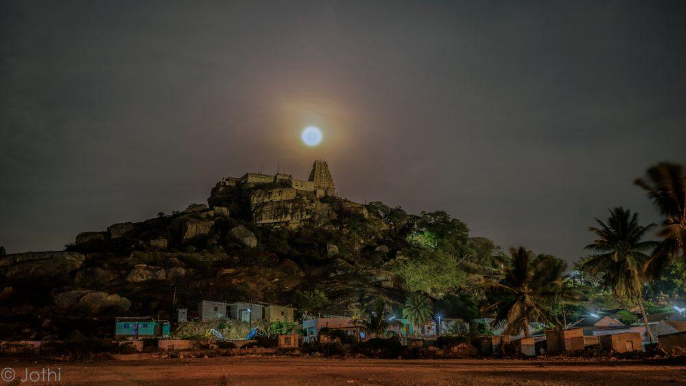 Yoga Narasimha Swamy Temple Atop Yadugiri Hill