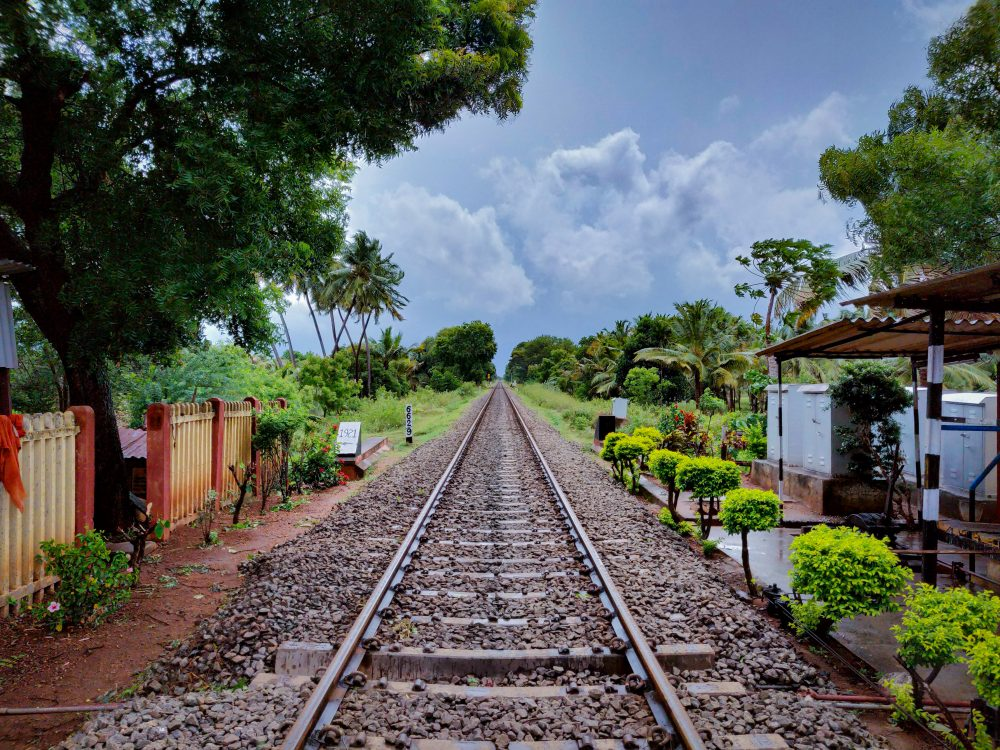 Kadayanallur Railway Crossing