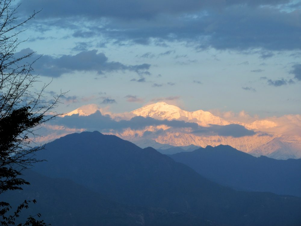 Nanda Devi Mountain