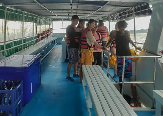 Ao Po Pier Upper Deck