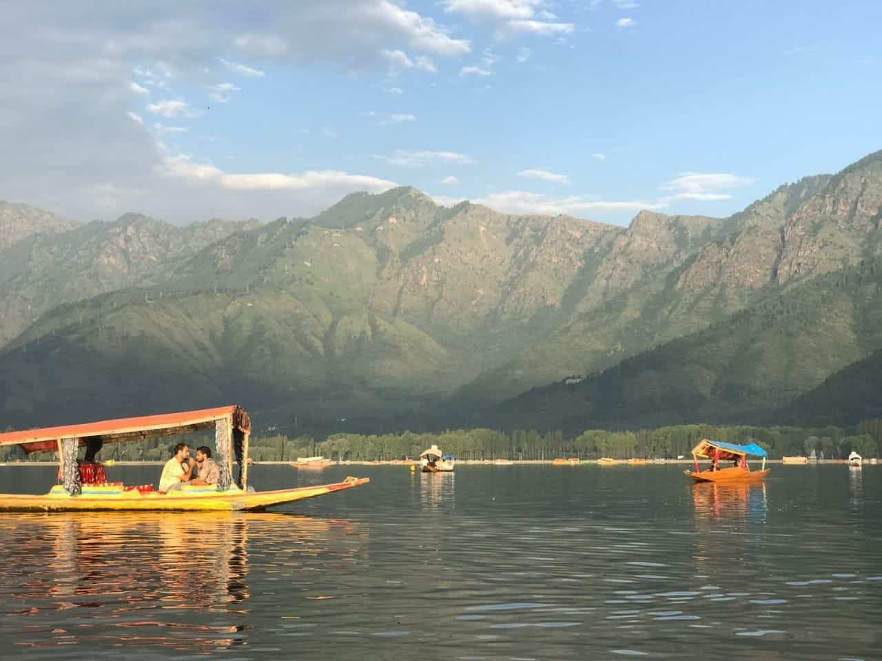 Dal Lake – Srinagar – Kashmir India