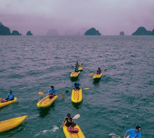 Thailand Kayak Guides
