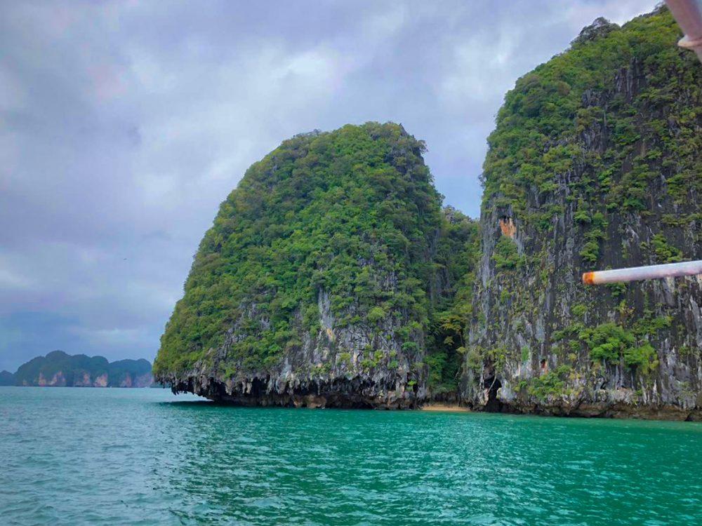 Thailand Phuket First Island Islet